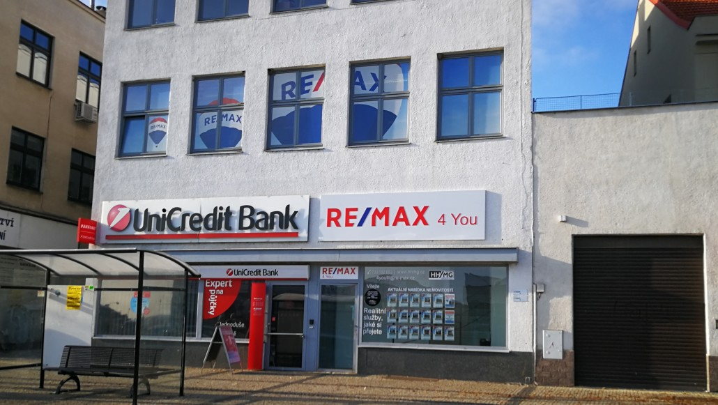 Realitní kancelář REMAX 4YOU MĚLNÍK