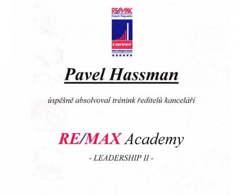 Pavel Hassman - REMAX Academy 2