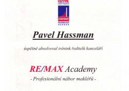 Pavel Hassman - REMAX Academy 4